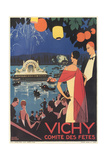Poster for Vichy Festival Poster