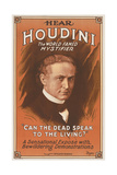 Houdini Poster Posters