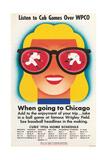 Chicago Cubs Schedule 1956 Art
