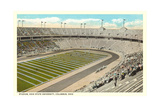 Ohio State University Stadium, Columbus Plakater
