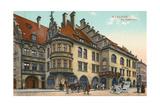 Royal Hofbrauhaus, Munich, Germany Poster