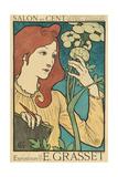 Eugene Grasset Poster Premium Giclee Print