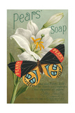 Pear's Soap Ad, Lily Poster