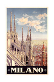 Milan Cathedral Julisteet