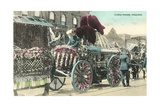 Vintage Rose Parade, Pasadena, California Prints