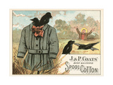 Ineffective Scarecrow Art