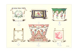 Sevres Porcelain Vessels Lámina giclée prémium