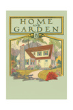 Home and Garden Magazine Cover Posters