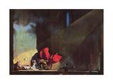 Dramatic Operatic Scene Prints
