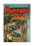 Poster for Mammoth Cave Poster