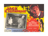 Poster for Mexican Film Noir Movie Plakater