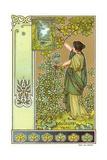 Art Nouveau Garden Posters