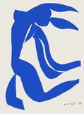 Papiers Découpés : La Chevelure Samletrykk av Henri Matisse