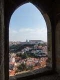 View over Lisbon Portugal Photographic Print by  BackyardProductions