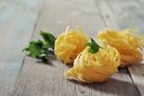 Homemade Pasta Fotografisk tryk af  tashka2000