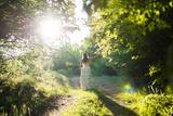 Walking Fairy Lámina fotográfica por  PetarPaunchev