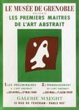 Galerie Maeght Impressão colecionável por Jean Arp