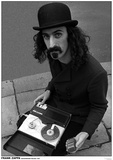 Frank Zappa – Buckingham Palace 1967 Photographie