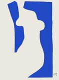 Papiers Decoupes - Venus Samletrykk av Henri Matisse
