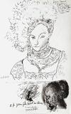 Carnet de Californie 20 Impressão colecionável por Pablo Picasso