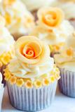 Wedding Cupcakes Lámina fotográfica por Ruth Black