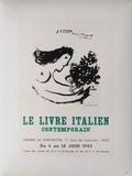AF 1953 - Le IIvre ItaIIen Keräilyvedos tekijänä Marc Chagall