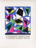AF 1953 - Mourlot A La Galerie Kleber Collectable Print by Henri Matisse