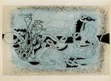Carnets Intimes 19 Samlertryk af Georges Braque
