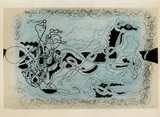 Carnets Intimes 19 Keräilyvedos tekijänä Georges Braque
