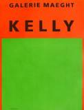 Galerie Maeght, 1964 Impressão colecionável por Ellsworth Kelly