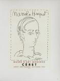 AF 1957 - Manolo Hugnet Impressão colecionável por Pablo Picasso