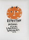 AF 1948 - Poteries Fleurs Parfums I Impressão colecionável por Pablo Picasso