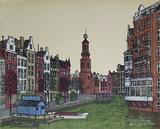 Amsterdam I Keräilyvedos tekijänä Denis-paul Noyer