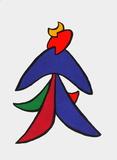 Dlm141 - Stabiles VII Reproduction pour collectionneur par Alexander Calder