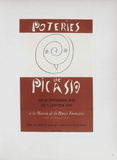 AF 1948 - Poteries de Picasso Samlertryk af Pablo Picasso
