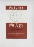 AF 1948 - Poteries de Picasso Impressão colecionável por Pablo Picasso