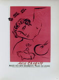 AF 1959 - Musée Des Arts Décoratifs Samlertryk af Marc Chagall