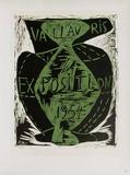 AF 1953 - Exposition Vallauris Impressão colecionável por Pablo Picasso