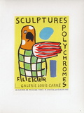 AF 1953 - Galerie Louis Carré Samletrykk av Fernand Leger