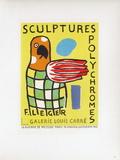 AF 1953 - Galerie Louis Carré Impressão colecionável por Fernand Leger