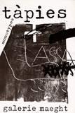 Expo Galerie Maeght 74 Samlertryk af Antoni Tapies