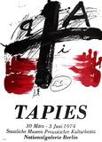 Expo Berlin Samlertryk af Antoni Tapies
