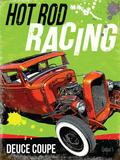 Hot Rod Racing Tin Sign