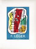 Af 1953 - Galerie Louis Carré コレクターズプリント : フェルナン・レジェ