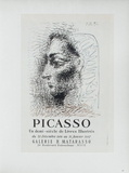 AF 1957 - Galerie Matarasso Lámina coleccionable por Pablo Picasso
