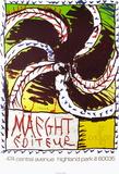 The Art Package Keräilyvedos tekijänä Pierre Alechinsky