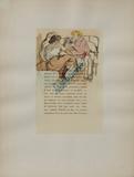 Dessins : La fille Elisa IV Lámina coleccionable por Henri de Toulouse-Lautrec