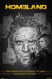 Homeland - Pinboard Posters