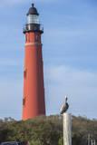 USA, Florida, Ponce Inlet, Ponce de Leon Inlet lighthouse. Fotoprint van Lisa S. Engelbrecht