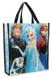 Film Disney Frozen-Il regno di ghiaccio - borsa da shopping del cast Borsa shopping